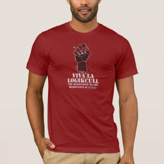 T-shirt La Logikcull de vivats