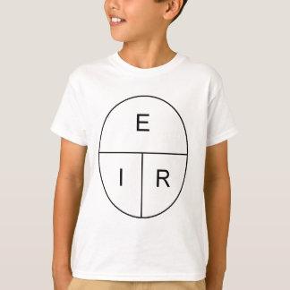 T-shirt La loi d'ohm