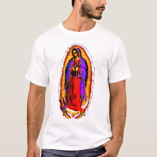 T-shirt La lueur de Mary