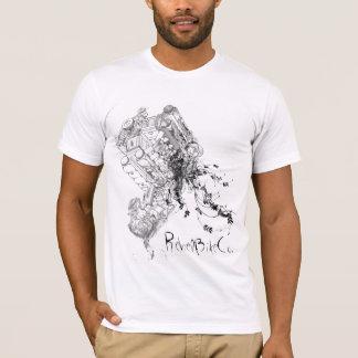 T-shirt La machine