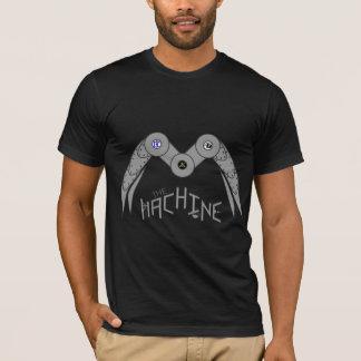 T-shirt La machine argentée