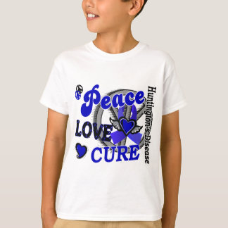 T-shirt La maladie de Huntington du traitement 2 d'amour