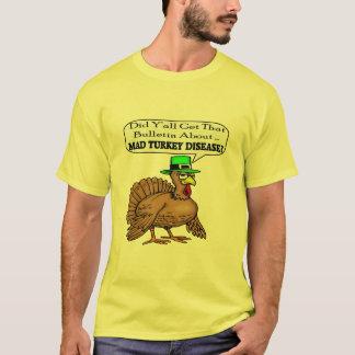 T-shirt - la maladie folle de la Turquie