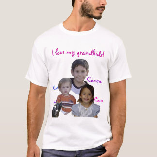 T-shirt la maman aime ses grandkids