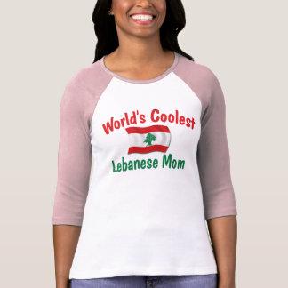 T-shirt La maman libanaise la plus fraîche