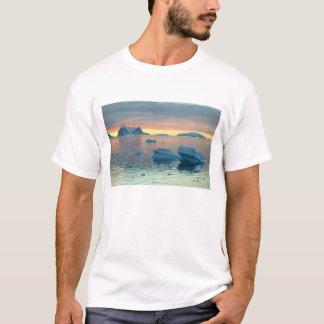 T-shirt La Manche de Peltier dans la dernière lumière du