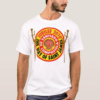 T-shirt La manière de St James 2010