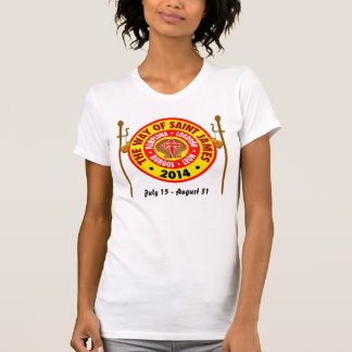 T-shirt La manière de St James 2014