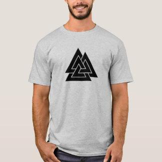 T-shirt La marque d'Odin, le Valknut