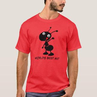 T-shirt la meilleure fourmi du monde