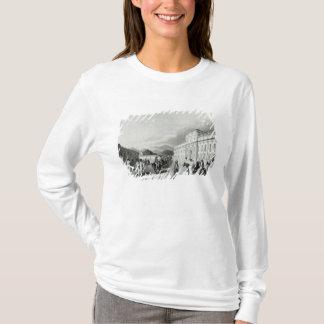 T-shirt La menthe de Santiago