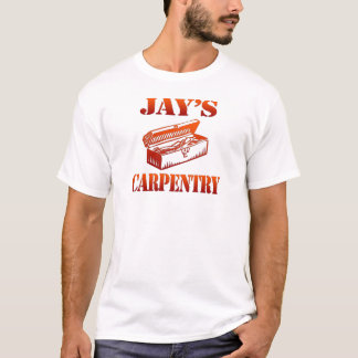 T-shirt La menuiserie du geai