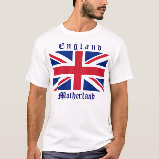 T-shirt La mère patrie de l'Angleterre