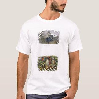 T-shirt La messagère de la Reine féerique, et Elf et