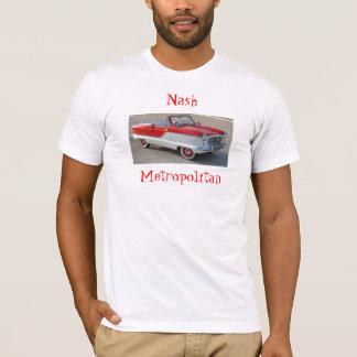 T-shirt La métropolitaine de Nash
