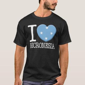 T-shirt La Micronésie