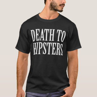 T-shirt la mort aux hippies