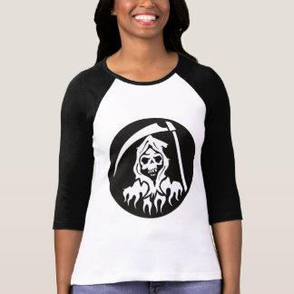 T-shirt La mort avec la faux