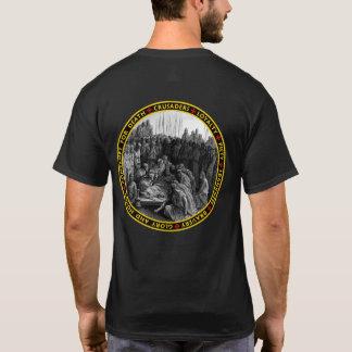T-shirt La mort de croisés de la chemise de joint de