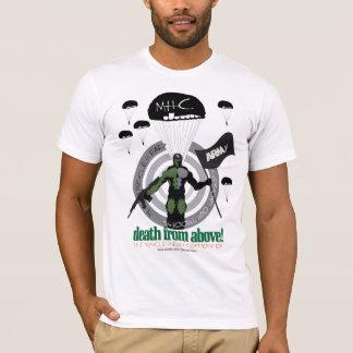T-shirt La mort de l'édition ci-dessus de //Rick Jenkins