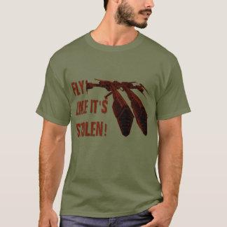 T-shirt La mouche comme lui a volé !