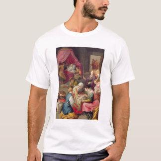 T-shirt La naissance de la Vierge, 1640 (huile sur la