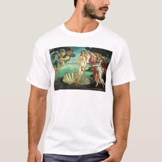 T-shirt La naissance de Vénus par Sandro Botticelli
