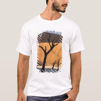 T-shirt La Namibie, désert de Namib, Sossusvlei,