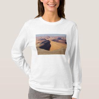 T-shirt La Namibie, parc de Namib-Naukluft. Vue aérienne