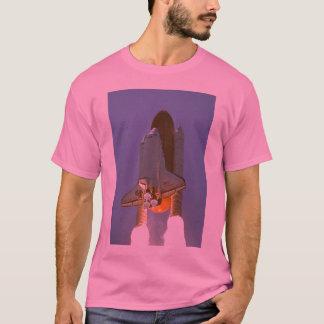 T-shirt La NASA/découverte/STS-121