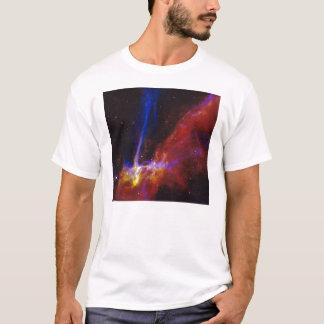 T-shirt La NASA - Le reste de supernova de boucle de