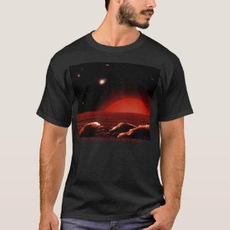 T-shirt LA NASA : M87 d'une galaxie loin.