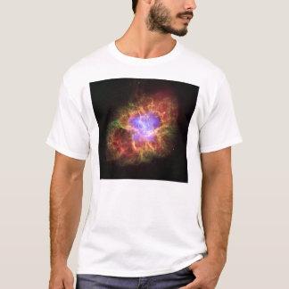 T-shirt La NASA - Nébuleuse de crabe