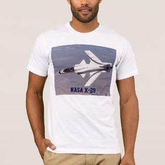 T-SHIRT LA NASA X-29 EXPÉRIMENTALE