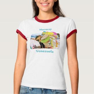 T-shirt La natation sonne le vendeur dans Morrocoy,