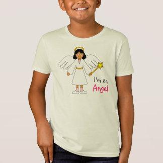 """T-Shirt La nativité des enfants -- """"Je suis conception"""