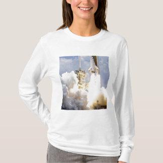 T-shirt La navette spatiale l'Atlantide enlève