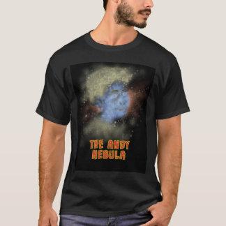 T-shirt La nébuleuse d'Andy
