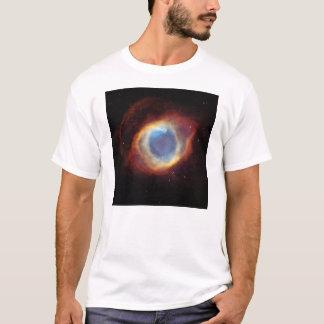 T-shirt La nébuleuse NGC 7293 Caldwell 63 d'hélice