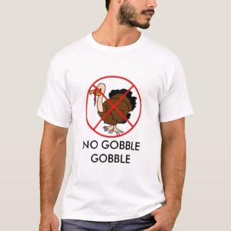 T-shirt la NO--dinde, AUCUNE AVALENT AVALENT