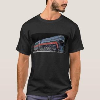 T-shirt La Norfolk et la chemise occidentale de locomotive
