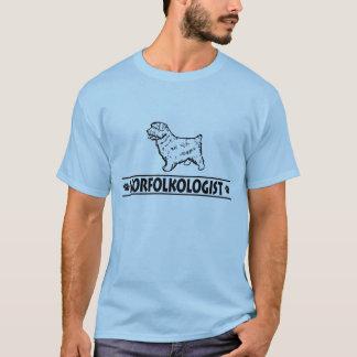 T-shirt La Norfolk Terrier humoristique