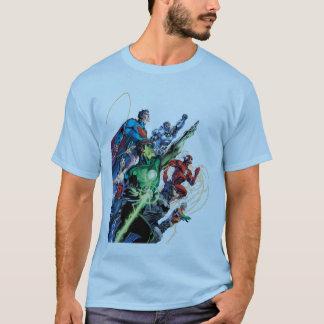 T-shirt La nouvelle 52 copie de la couverture #1 3èmes