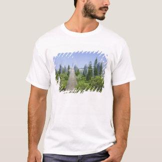 T-shirt La Nouvelle-Calédonie, grande île de Terre,