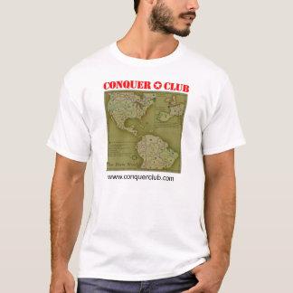 T-shirt La nouvelle carte du monde