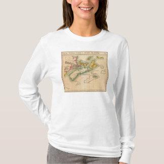 T-shirt La Nouvelle-Écosse et le Nouveau Brunswick 44