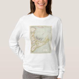 T-shirt La Nouvelle-Écosse, île Prince Edouard, Nouveau