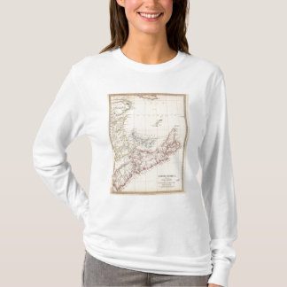 T-shirt La Nouvelle-Écosse, NOTA:, Canada inférieur