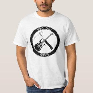 T-shirt La nouvelle géologie 2016 bascule le tee - shirt
