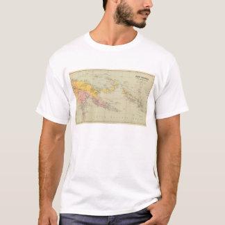 T-shirt La Nouvelle-Guinée et îles Salomon